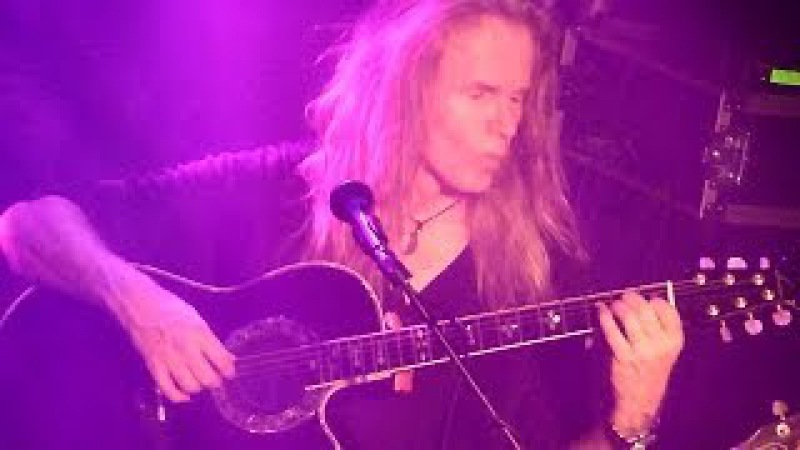 Vandenberg's Moonkings - Burning Heart I put a spell on you live @ de Pul (NL) 2014-March-15