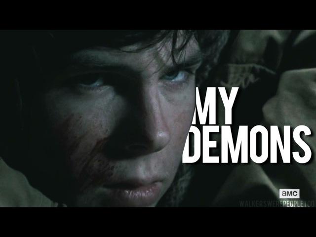 My Demons   The Walking Dead