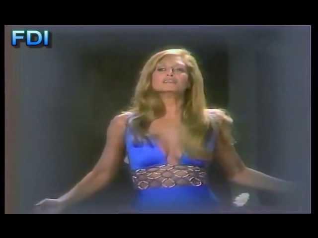 Dalida - Ti amo [1ère télé Novembre 1977]