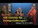 SEK Einsätze für Zwangsräumungen? | Bewusst.TV - 27.8.2016