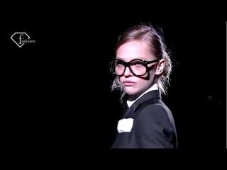FashionTV | FTV.com - SASHA PIVOVAROVA MODELS S/S 2011