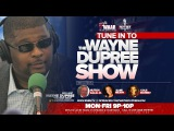 LIVE The Wayne Dupree Program Monday, September 19, 2016