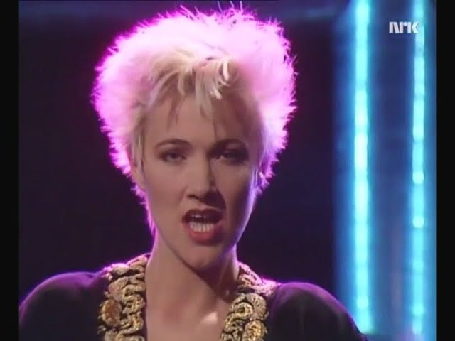 Roxette Dressed For Success (1989)