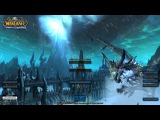 World of Warcraft Wrath of the Lich King Login Screen - HD 60fps