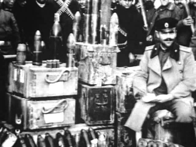 Русская военная хроника 1 Russian WWI newsreel.wmv