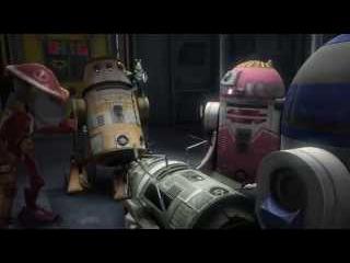 Звездные войны: Войны клонов / Star wars: The Clone wars 5 сезон 10 серия