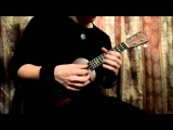 Nicolas Hooper - Harry Potter And Half-Blood Prince OST - When Ginny Kissed Harry - On Ukulele