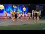 University of Minnesota 2016 UDA Finals Pom routine