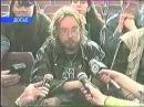 ТВ репортаж о похоронах Егора Летова Омск ТВ 21 02 2008