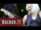 Girlschool - Hit and Run - Live at Wacken Open Air 2008