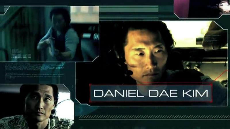 Гавайи 5.0/Hawaii Five-0 (2010 - ...) Вступительные титры (сезон 1)
