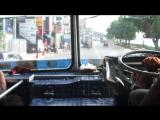 веселая поездка на экспрессе Коломбо - Матара часть2