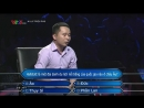 Who wants to be a millionaire (Vietnam) 13.09.2016. Pham Huu Truc