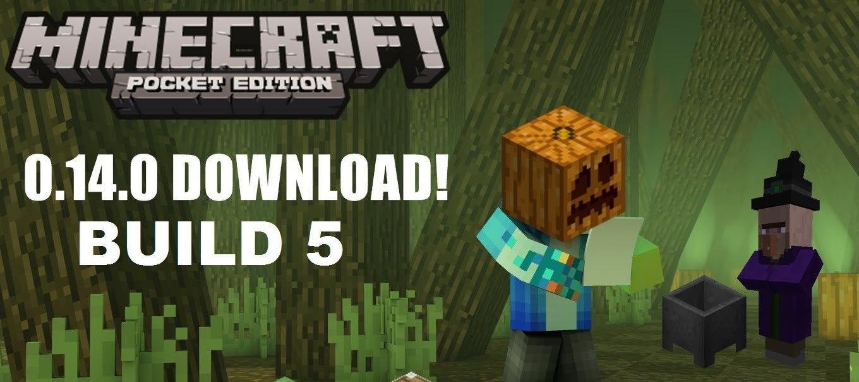 Скачать Minecraft PE 0.14.0 Build 7 - planet-mcpe.com
