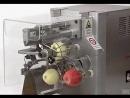 как почистить яблоко