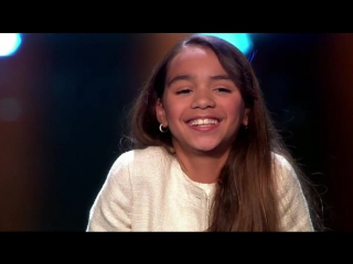Anna - Somewhere Over The Rainbow | The Voice Kids 2016 Holland EXCLUSIVE