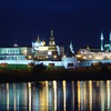 Ночная покатушка в Казани!
