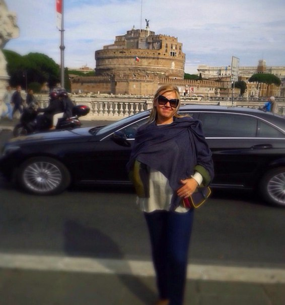 Шоппер в Италии, Рим