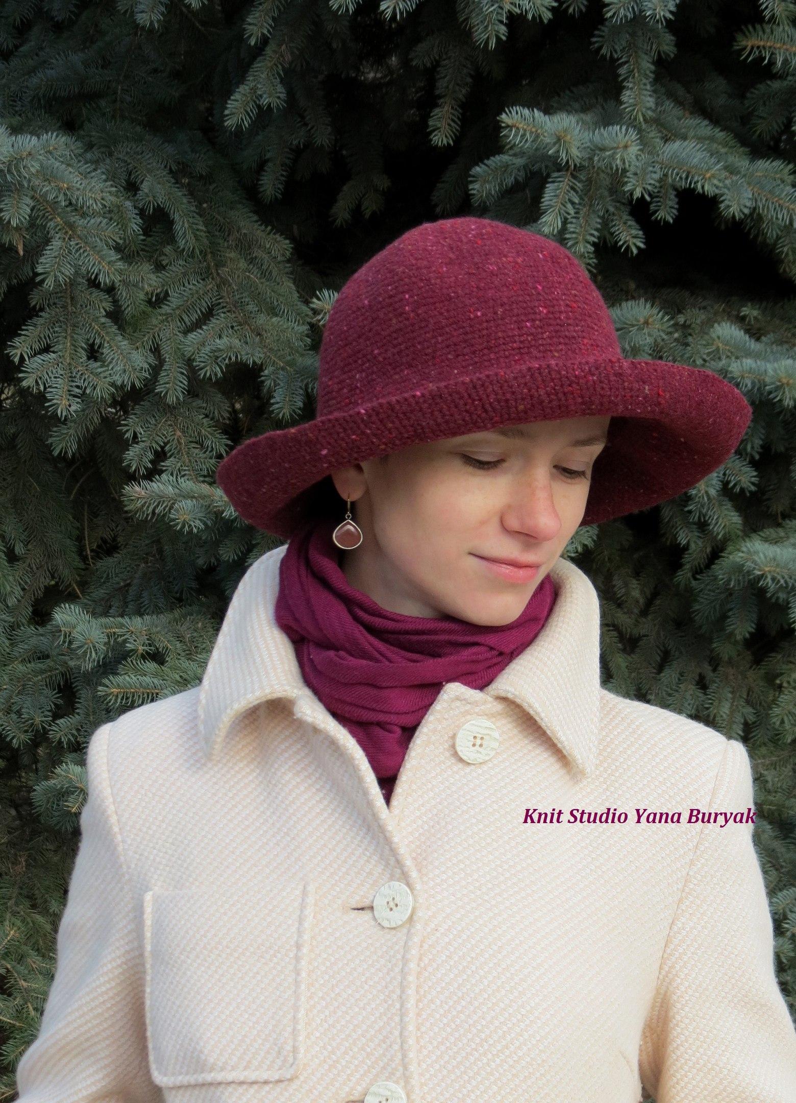 Стильная шляпа В НАЛИЧИИ