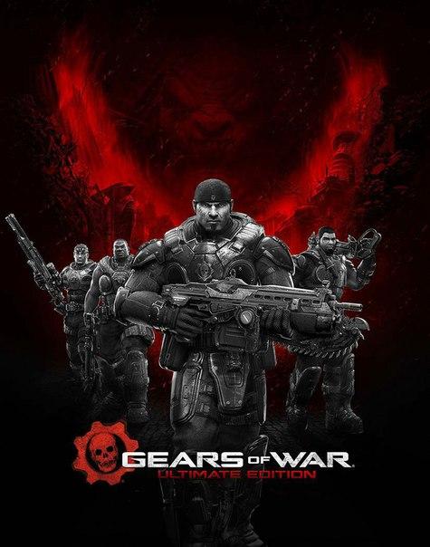 Gears of War Ultimate Edition торрент