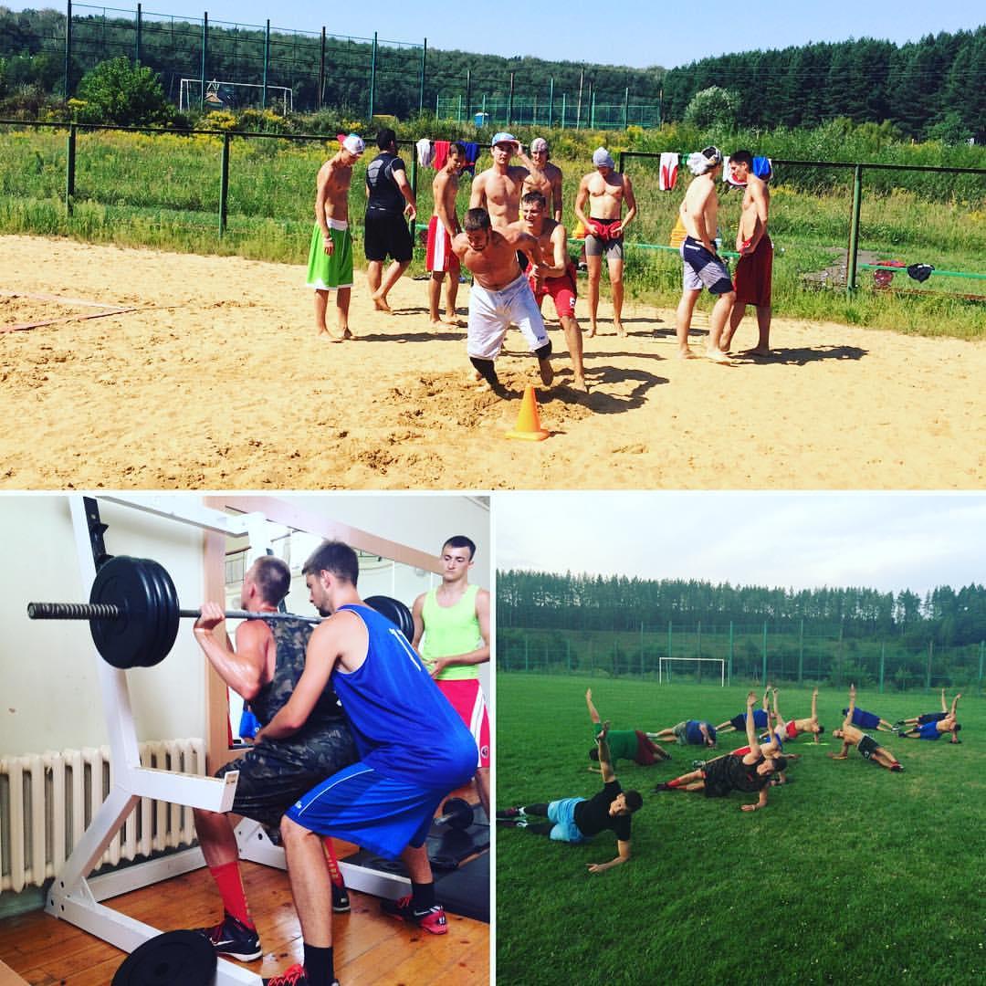 Баскетболисты ОГУ начали подготовку к Moscow Games