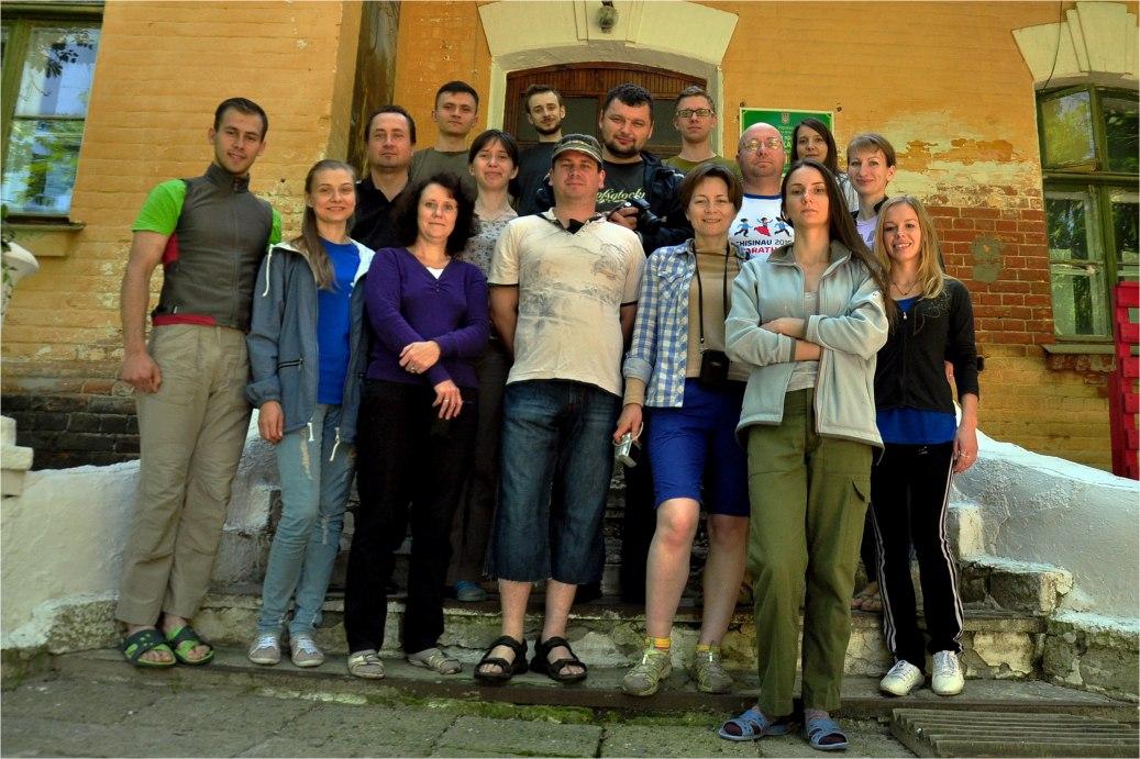 Участники семинара ГИС и заповедные территории 2016 (фото)