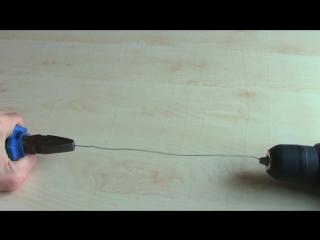10 лайфхаков (поливка цветов, ремень, выпрямить проволоку, сигнализация своими руками, вешалка, супер-клей, охлаждение)
