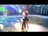 "Саша Петров ⁄ Анастасия Антелава ""Ча-ча-ча"" Танцы со звездами 2016"