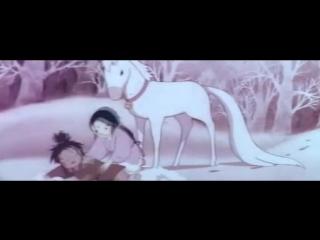 Таро - сын дракона (Япония, 1979) анимация, советский дубляж, последние 25 минут прокатной копии