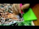 Как пользоваться стилусом в алмазной мозаике. Инструкция от Diamond Canvas. Алмазная вышивка рукоделие handmade