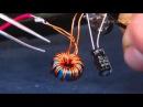 Питание белого светодиода от одной батарейки