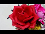 rosa mexicana  rosa colombiana ou rosa lisa eva passo a passo