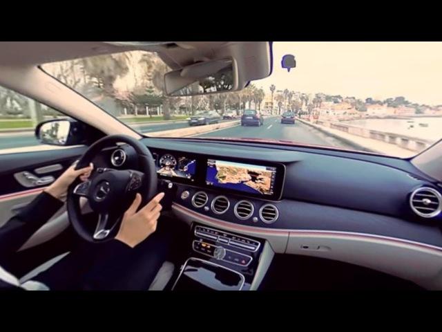 Покатушки по Лисбону (штат Флорида, США) на Mercedes-Benz E-Class
