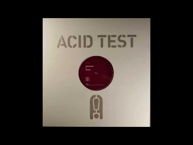 Donato Dozzy Tin Man - Test 3