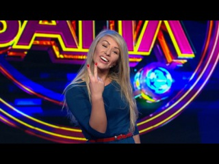 Comedy Баттл. Суперсезон - Женя Искандарова (1 тур) 11.04.2014