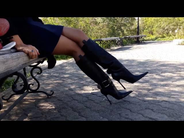 high heel boot fetish № 49500
