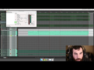 Mixing With Alex 001 - Part 3 - Mixing Drums