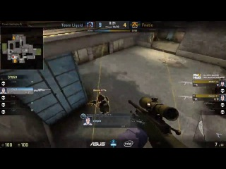 CS:GO - Simple Team Liquid vs Fnatic @ ESL One Cologne 2016