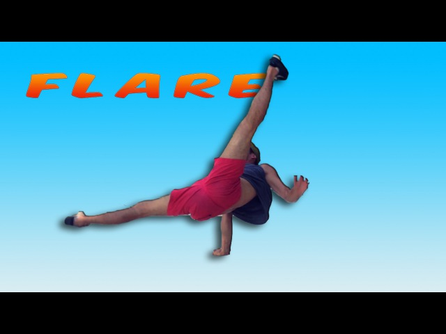 How to Flare Thomas Tutorial | Kuplu | Türkçe Breakdans Dersleri | Marky tv