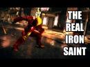 """Saints Row 4 Mods: Улучшение текстур, на костюме """"Святая броня"""""""