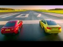 BMW M4 Coupé Vs Lexus RC F Top Gear Series 22 BBC