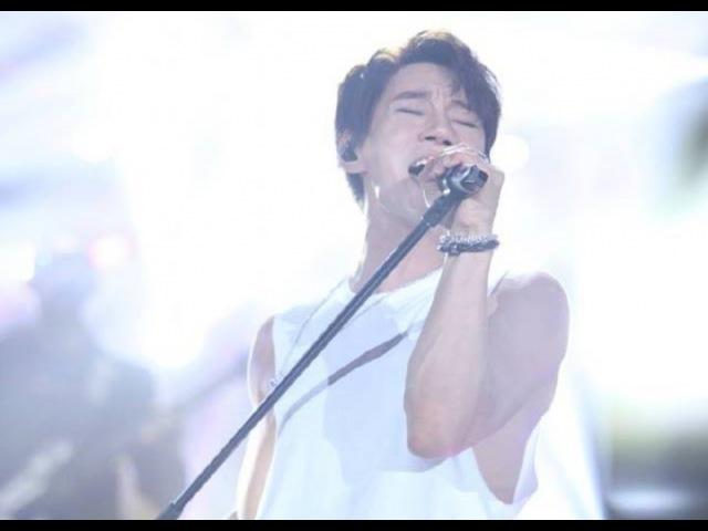 2016 3/25 중국 나가수4 11차경연 황치열_총 맞은 것처럼 黄致列 我是歌手 Hwang Chi Yeul