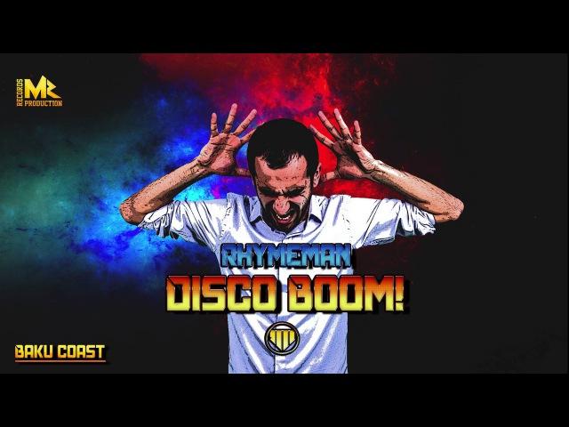 RhymeMan - Disco BooM!