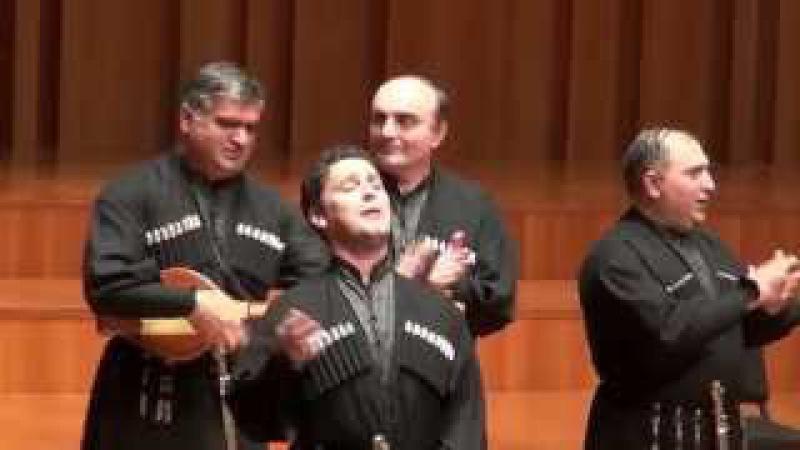 Ensemble Rustavi - VOISA-HARIRATI