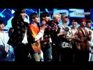 [Episode] BTS 'Fire' 1st win @ 160512 M countdown