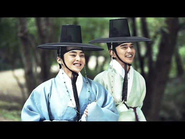유승호·시우민, 영화 '봉이 김선달' 메이킹 현장