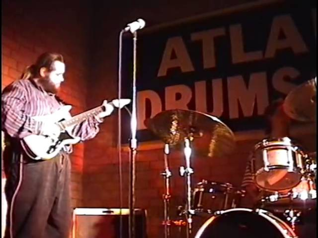 Jonas Hellborg, Shawn Lane, Jeff Sipe - Atlanta, GA, 1996-08-19 (full concert)
