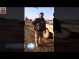 ISIS terrorist crying like a baby after the Kurds capture him | Clip HOT