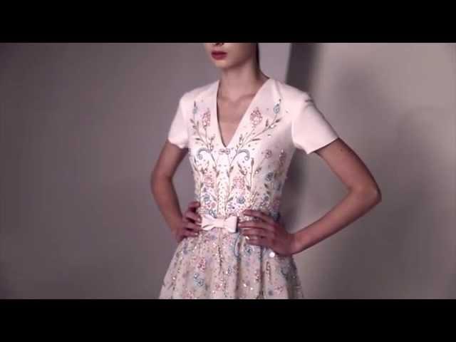 GEORGES HOBEIKA Ready-To-Wear Fall Winter 2015-16