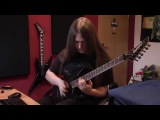 Wintersun - Death And The Healing (Guitar Cover with Solos)